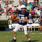 Boys B Squad Football falls to Hammond School 46 – 12