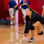 Girls Junior Varsity Volleyball falls to Ben Lippen School 2 – 0
