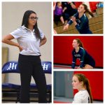 Four Highlanders Named to All-Region Volleyball Team
