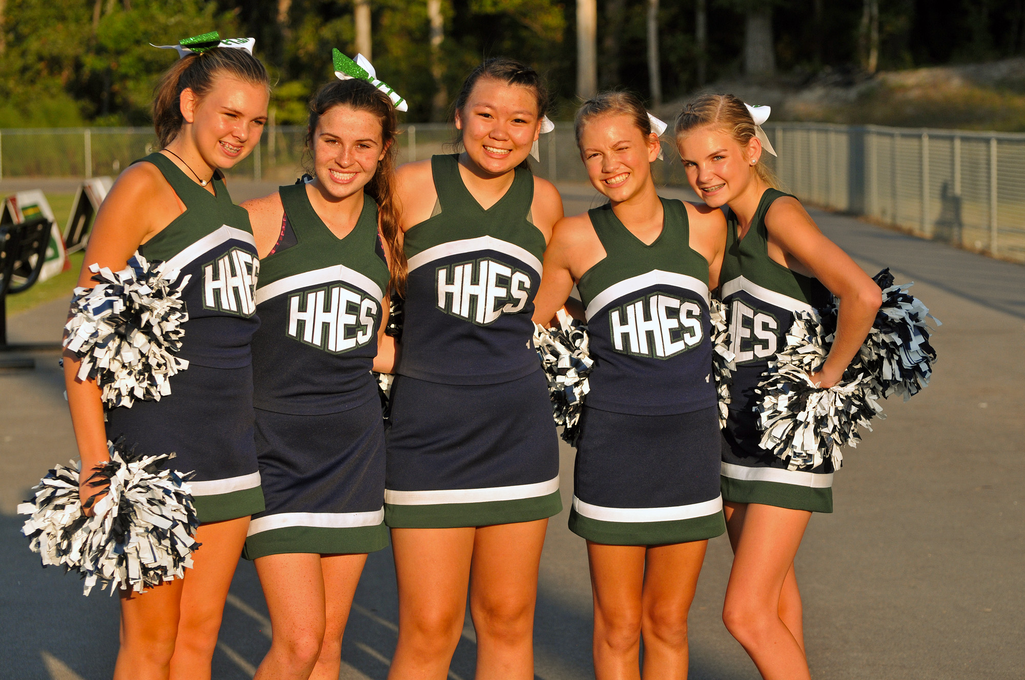 2018-19 Cheerleading Tryout Information