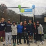"Savoca Sisters Continue ""What A Racket"" Clinic Project in Virginia"