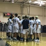 Boys Middle School Basketball beats East Point Academy 43 – 13