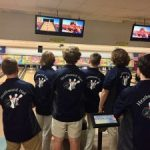Boys Varsity Bowling finishes 1st place at SIngle Meet