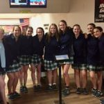 Girls Bowling Claims Victory in 2nd Team Match; Boys Finish Third