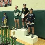 Varsity Wrestling finishes 11th place at Silver Fox Tournament @ Dutch Fork HS