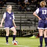 Girls Varsity Soccer beats South Pointe 3 – 1