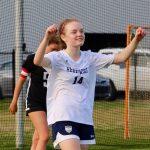 Girls Varsity Soccer beats Ben Lippen School 2 – 0
