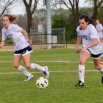 Girls Varsity Soccer falls to Hammond School 4 – 2