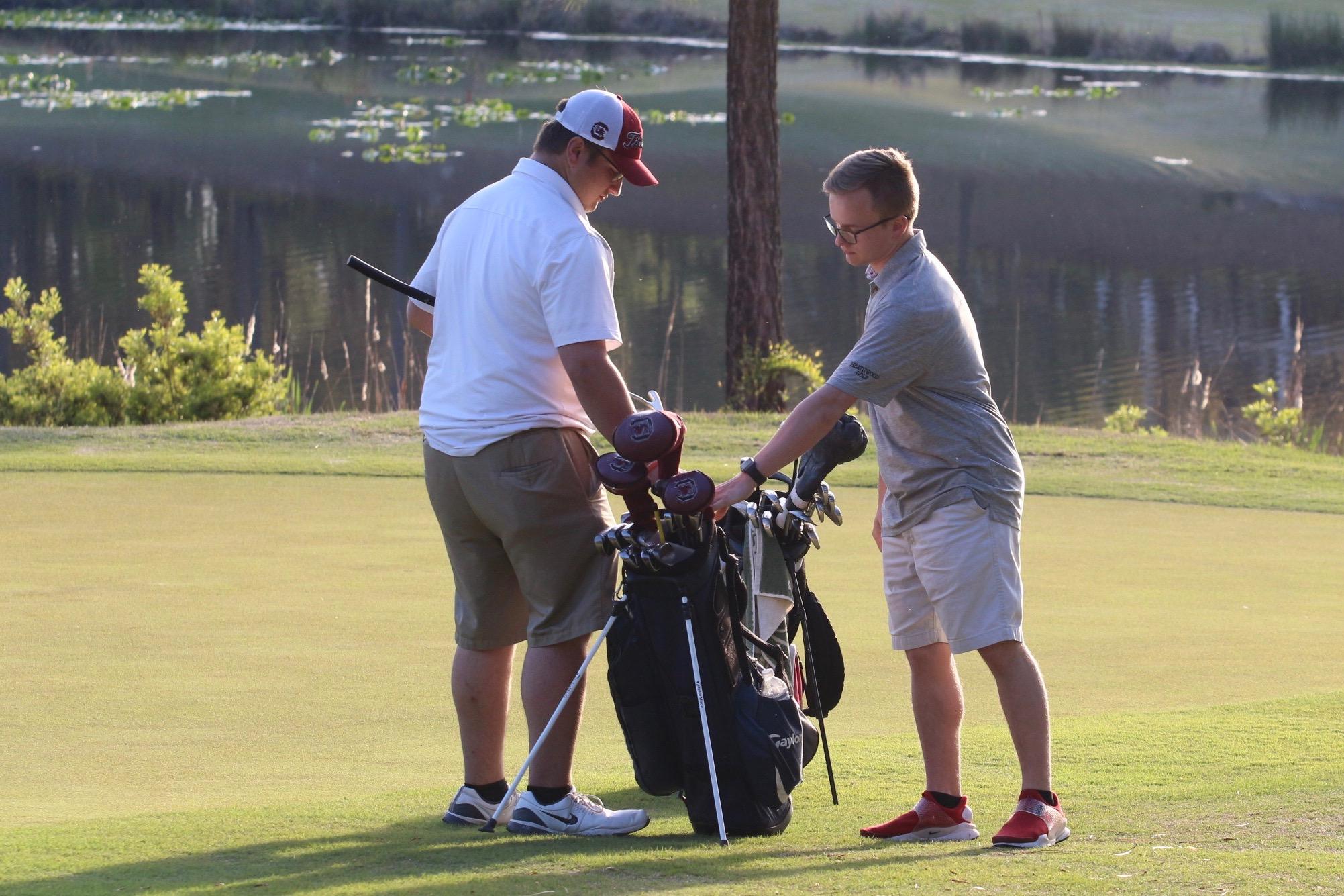 2018 Highlander Boys Golf: All In The Family
