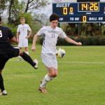 Boys Varsity Soccer beats Camden Military Academy 6 – 1