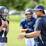 Junior Varsity Football falls to Wilson Hall, 21 – 6