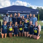 Girls Varsity Cross Country finishes 5th place at Lake Murray Invitational