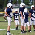B Squad Football falls to Ben Lippen School 20 – 0