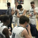 Boys Varsity Basketball falls to Hammond School 43 – 41