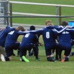 Varsity Men's Soccer falls to Cardinal Newman, 4-1