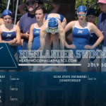 2019 Highlander Swimming Preview