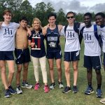 Highlanders win first ever Skyhawk Invitational title in Boys Cross Country