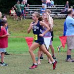 Girls Varsity Cross Country finishes 10th place at Skyhawk Invitational