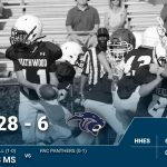 MS Football Opens with 28-6 Win over PAC