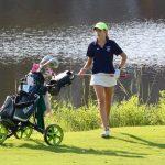 Girls Varsity Golf finishes 1st place at vs. Hammond, Northside Christian