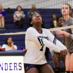 Varsity Volleyball falls to Ben Lippen School 3 – 0