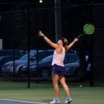 Girls Varsity Tennis falls to Hammond School 8 – 1