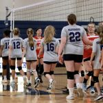 MS Volleyball falls to Orangeburg Prep, 3-0