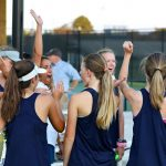 Girls Junior Varsity Tennis beats Ben Lippen School 7 – 2