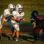 Middle School Football beats Northside Christian Academy 40 – 0
