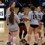 Junior Varsity Volleyball beats Augusta Christian School 2 – 1