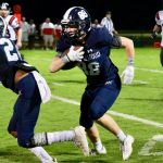Varsity Football Wins Thriller on Homecoming over Augusta Christian