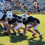 Middle School Football beats Richard Winn Academy 36 – 0