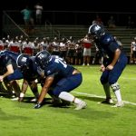 Varsity Football Knocks Off Pinewood Prep, 48-8