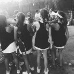 Girls Junior Varsity Tennis falls to Hammond School 5 – 4