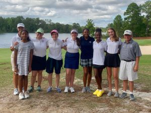 Girls Golf State