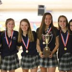 Girls Bowling State Champions Boys State Runner-up