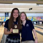 Audrey Osborne SCISA Individual Bowling Champion