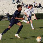 Boys Junior Varsity Soccer falls to Airport 2 – 1