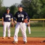 Varsity Baseball Falls to Trinity-Byrnes on the Road