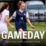 Girls Varsity Soccer falls to Ridge View, 2 – 1