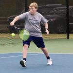 Boys Varsity Tennis beats Wilson Hall 5 – 4