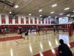 Junior Varsity Volleyball beats Hammond, 2 – 0