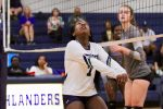 Varsity Volleyball falls to Ben Lippen, 3-1