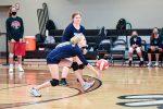 Junior Varsity Volleyball falls to Augusta Christian School 2 – 0