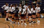Varsity Volleyball beats Providence Athletic Club 3 – 0