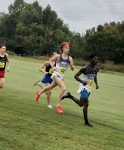 Boys Cross Country finished 3rd ahead of top State ranked teams at Run Hard Invitational