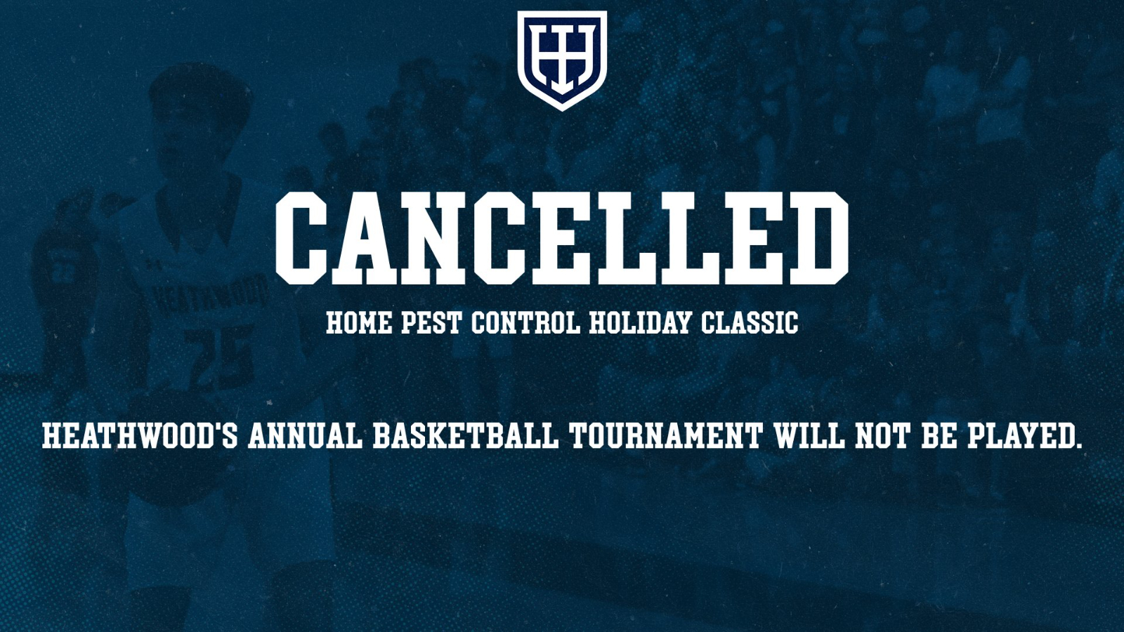 Home Pest Control Holiday Classic – CANCELLED