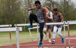 Highlander Boys Track Posts Several State Qualifiers/PR's at Diamond Hornet Invitational