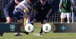 Boys Junior Varsity Soccer falls to Wilson Hall 2 – 0