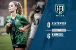 Girls Varsity Soccer falls to Hammond, 6 – 0